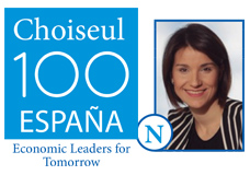< Blanca Erum enters the ranking of Economic Leaders of Tomorrow